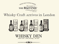 balvenie whisky den