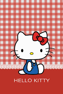 Hello Kitty iPhone wallpaper 640x960