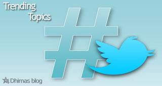 Rahasia Trending Topic Di Twitter