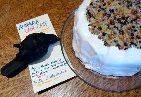 Lane Cake Recipe Martha Stewart