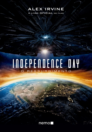 Independence Day: O Ressurgimento 3D Torrent - BluRay 1080p Dual Áudio (2016)