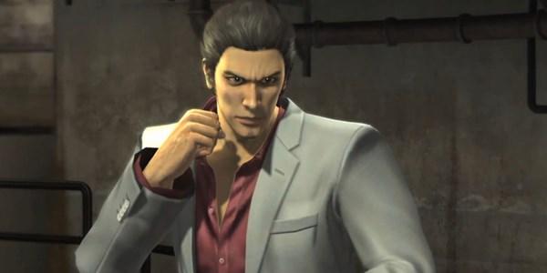 Yakuza game