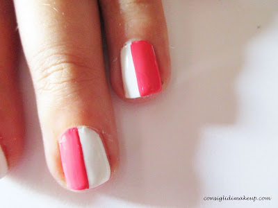 nail art pois step by step