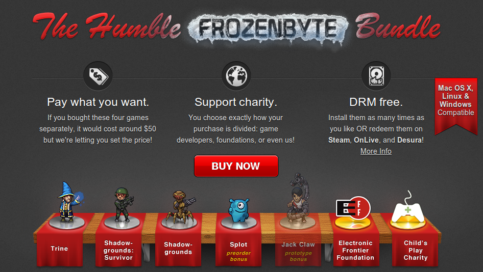 Humble Bundle Does it a Third Time, 5 Great Indie Games at ...