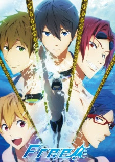 Free! | Free! – Iwatobi Swim Club | Episode 11 | English Subbed