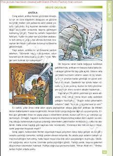6. Sınıf Sosyal Bilgiler Altın Yayınları Öğrenci Çalışma Kitabı Cevapları Sayfa 103