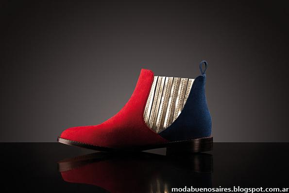 Saverio Di Ricci zapatos invierno 2013