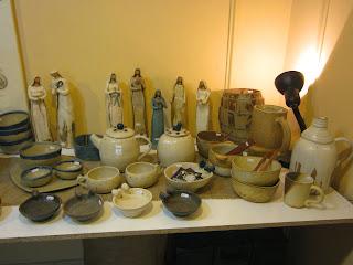 Exposicion Venta Ceramica Gres Santiago Chile
