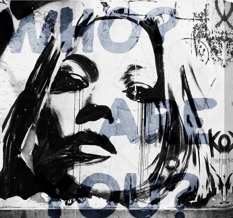 WHO ARE YOU FROM THE OLIVER GAL ARTIST KATE MOSS
