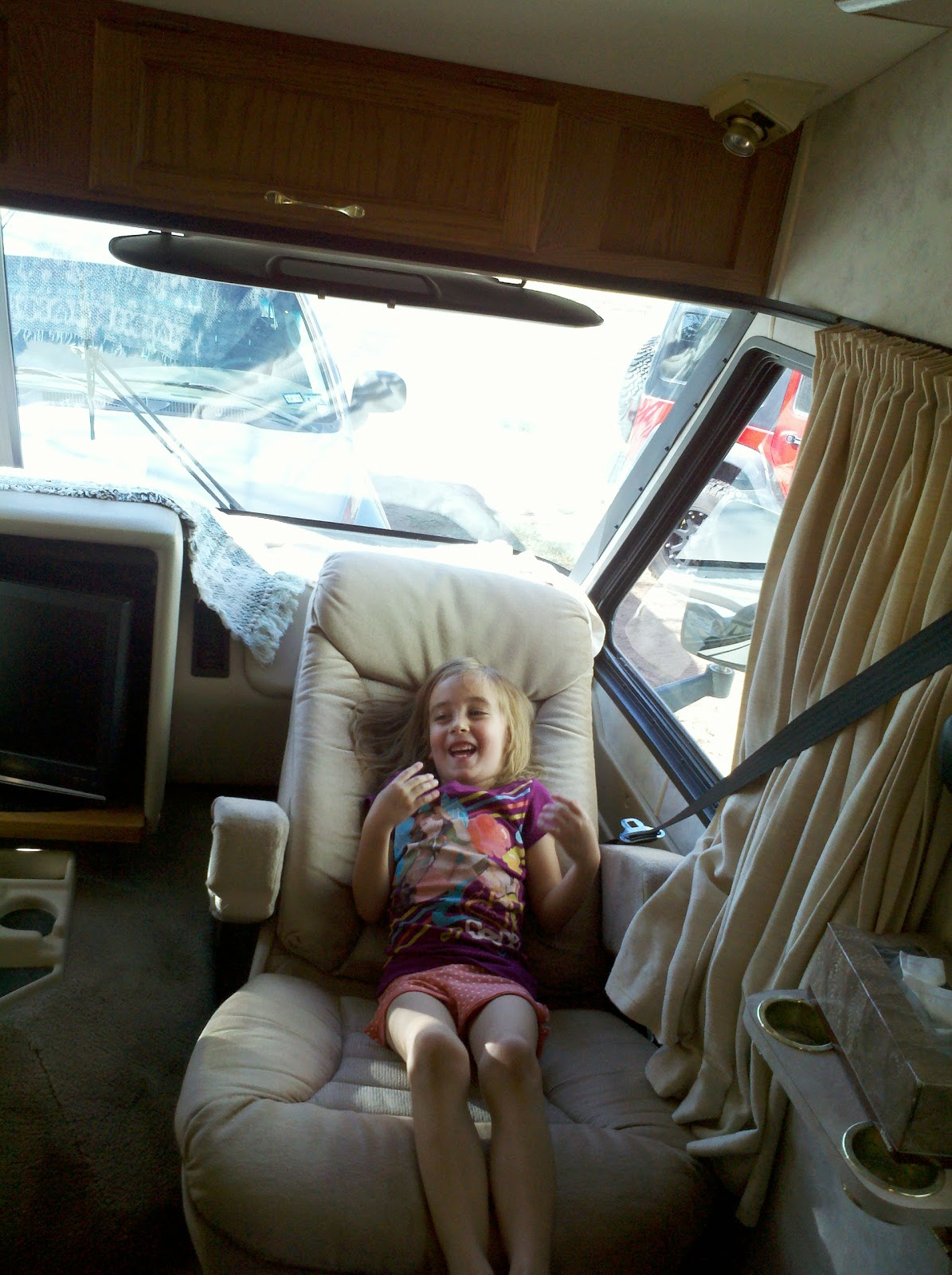 Texas Laws For Child Restraint While Rving