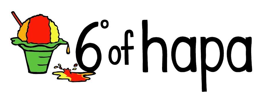 6 Degrees of Hapa