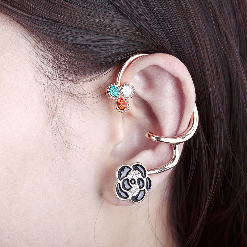 spiral wrap il earrings listing cuff earring fullxfull dufg ear zoom bronze swirl