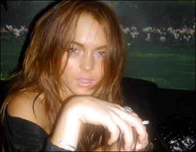 Lindsay Lohan Agrees to Nude Photo Shoot, Later Learns Playboy Organized It ...