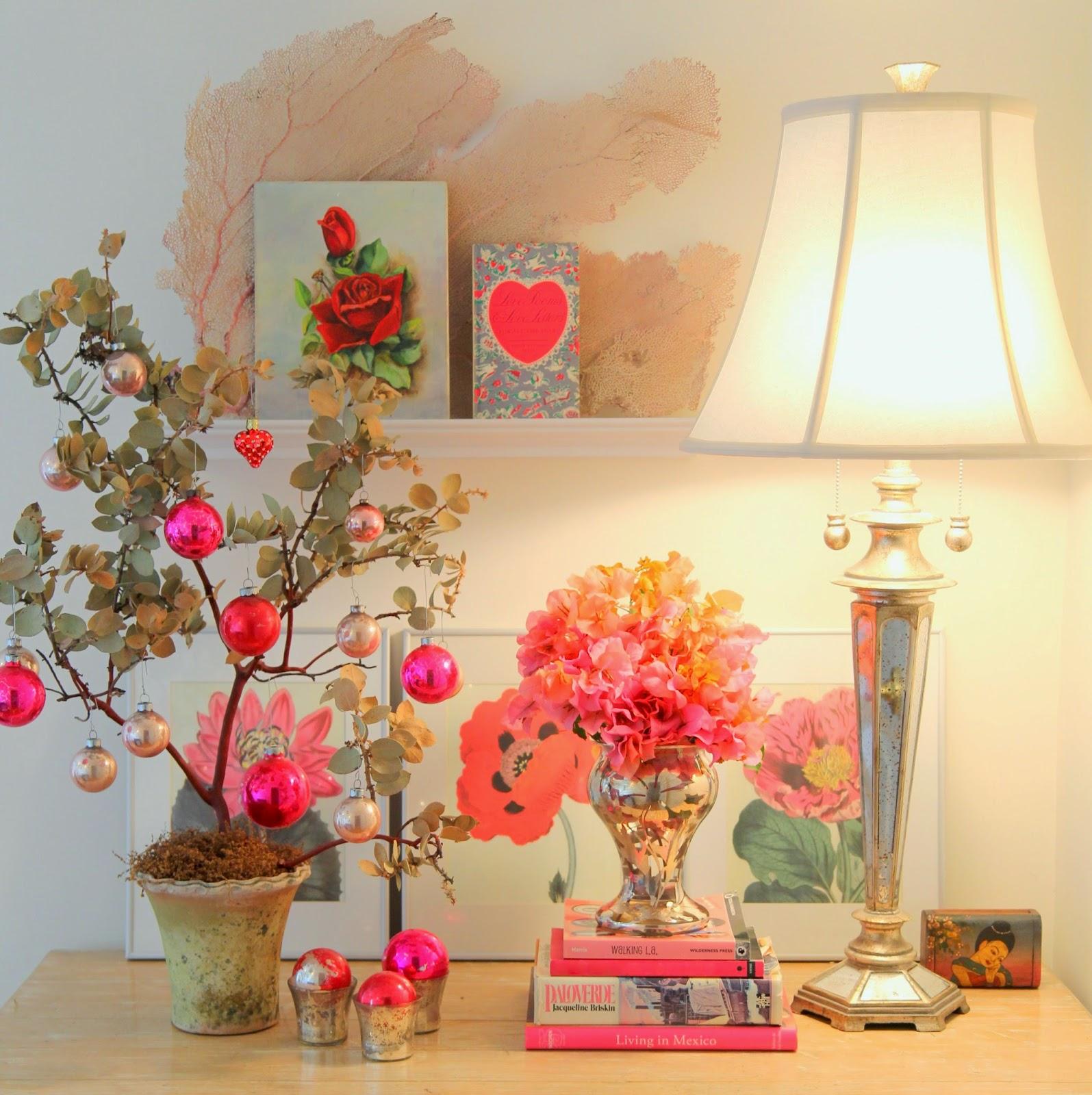 Pink Valentine Vignette