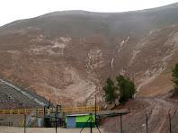 El runam salí del Cogulló des del Torrent del Mas de les Coves