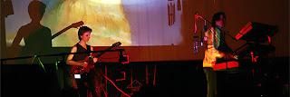 АстроФест 2006 «AstroDinamica» композитора Андрея Климковского и гитаристки Юлии Ломановой - Фотогалерея от астрономической общественности