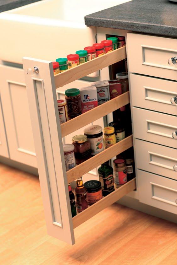 Como organizar seu arm rio de cozinha american organizer - Como organizar armarios ...