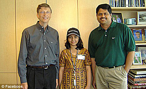 ARFA KARIM: The Brilliant girl who become a Computer Professional at the age of 9 and Died at Sixteen!