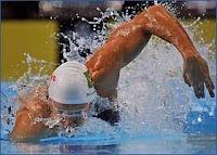 O nado crawl na natação