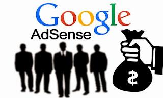 Google Adsense cara terbaik menghasilkan Uang