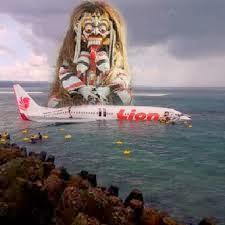 Leak Lion Air