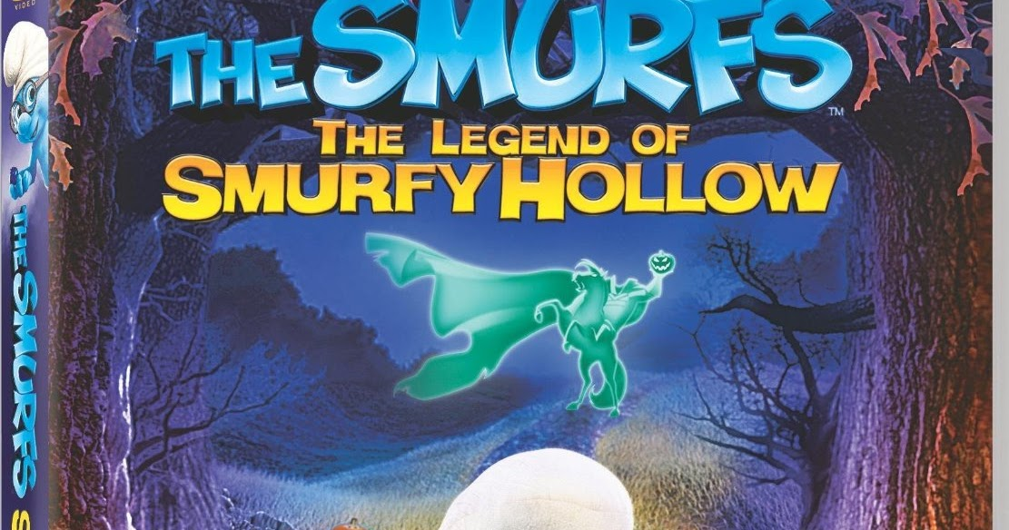 """Review: """"The Legend of Smurfy Hollow"""" Charms; """"Slugterra ..."""