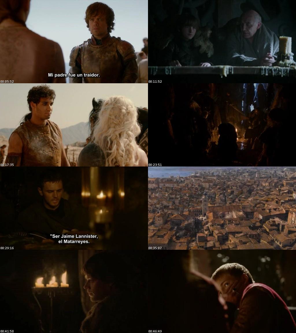 Game of Thrones - 2x01 [HDTV] [Sub. Español]