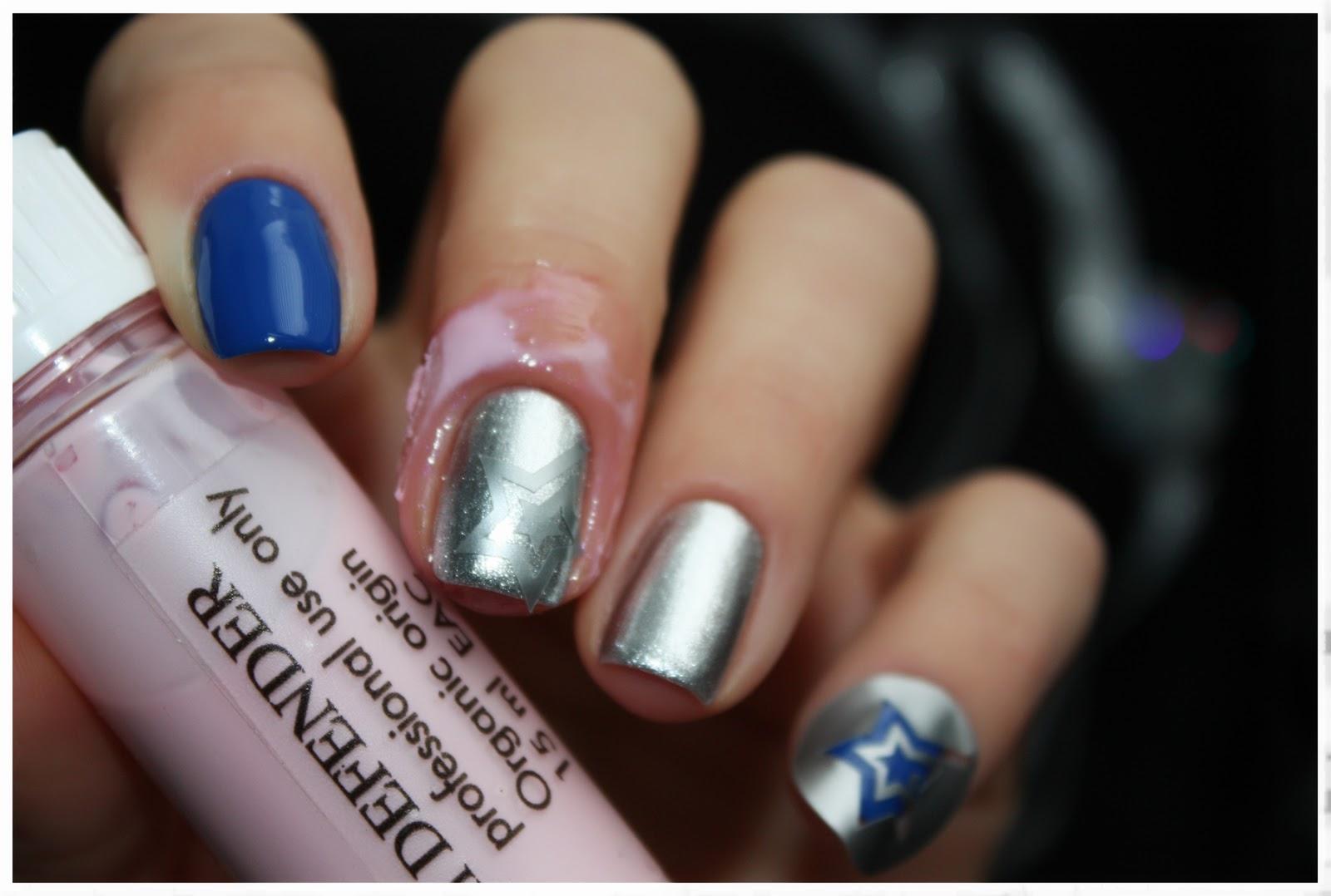 Как сделать пленку для ногтей фото 424