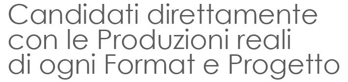 Casting Ufficiali televisione, cinema, spettacolo