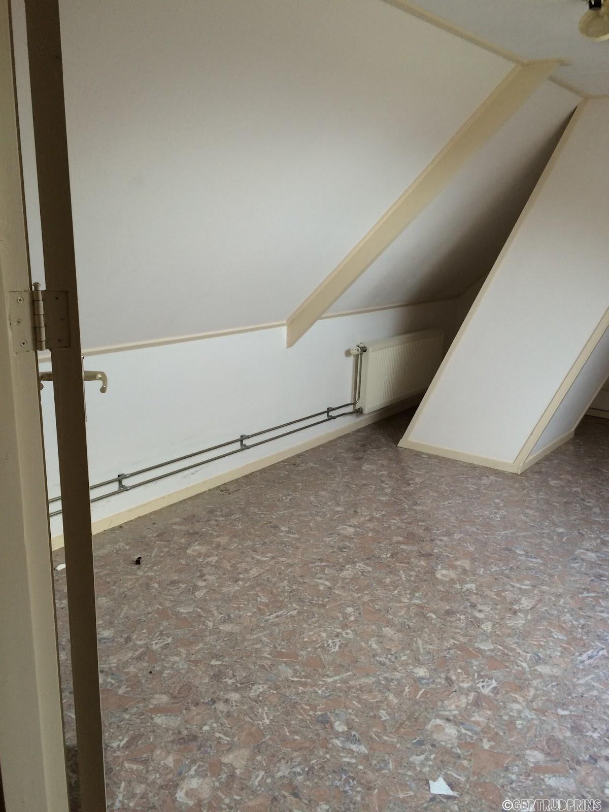 Thuis op nummer 14: bijna 1 ruimte afvinken...?!