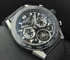 Tag Heuer Carrera Tourbillon