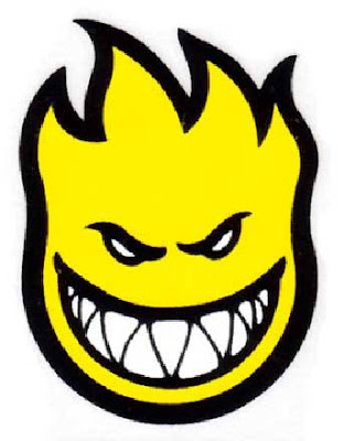 spitfire yellow logo