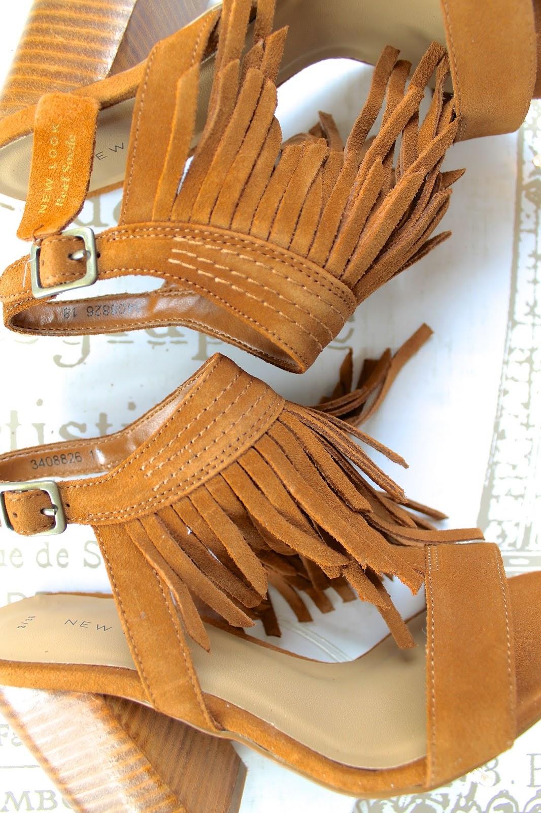 bec boop festival fashion fringed heels