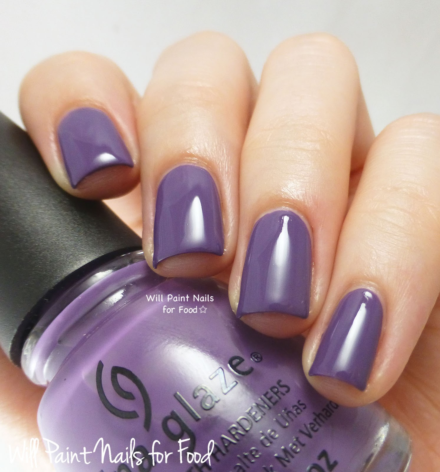 China Glaze All Aboard swatch