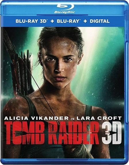 Tomb Raider 3D (2018) m1080p BDRip 3D Half-OU 18GB mkv Dual Audio DTS-HD 7.1 ch