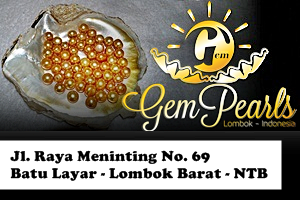 Gem Pearls Lombok