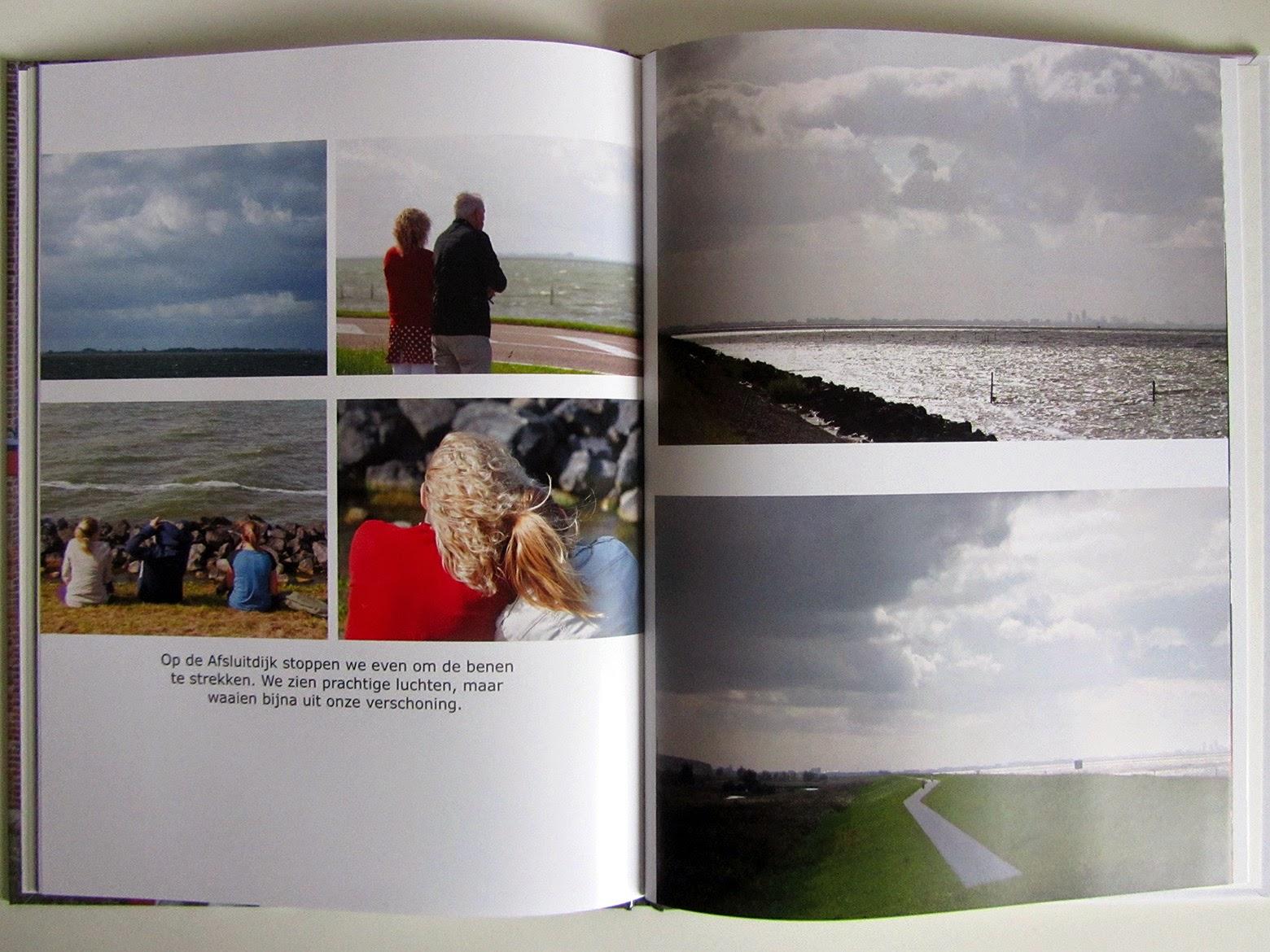 visit to Afsluitdijk