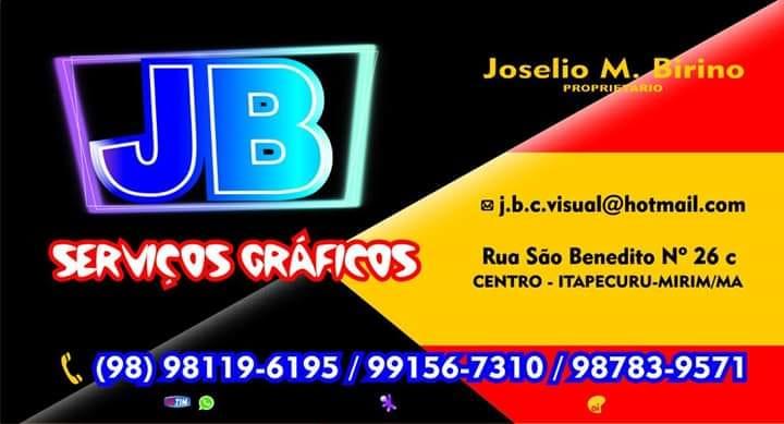 JB SERVIÇOS GRAFICOS