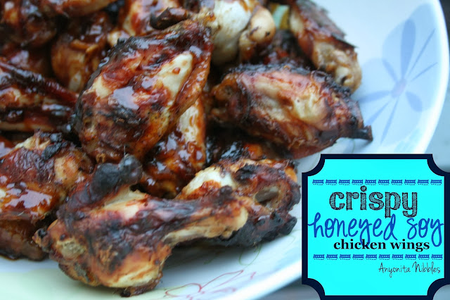Crispy Honeyed Soy Chicken Wings from www.anyonita-nibbles.com