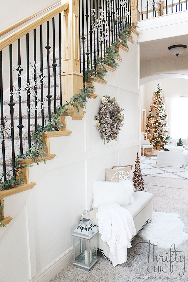 http://www.thriftyandchic.com/2015/11/very-merry-christmas-home-tour-part-1.html