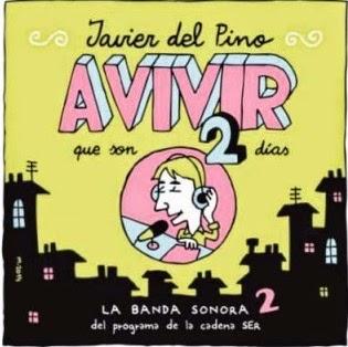 """A LA VENTA EL SEGUNDO DISCO CON LAS MÚSICAS DE """"A VIVIR"""""""