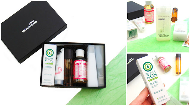 Naturisimo Travel Essentials Discovery Box