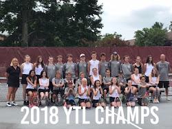 Tennis  Team League Champs 2018