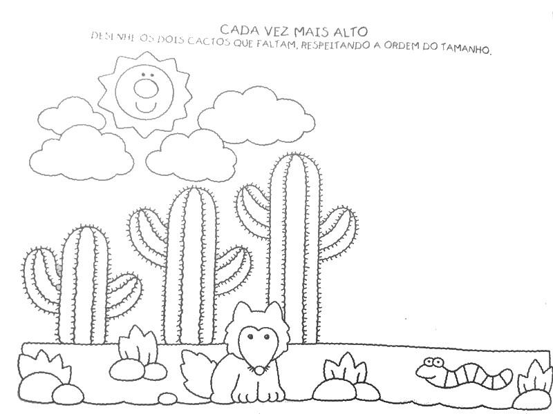 Correspondências - sequências e outras actividades 2 ALFABETIZACAO+INFANTIL+DESENHOS+E+ATIVIDADES+934