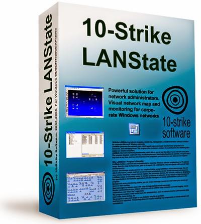 تحميل برنامج Strike LANState Pro 7 لمراقبة الشبكات