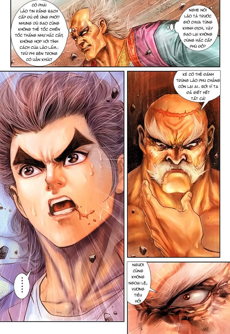Tân Tác Long Hổ Môn chap 165 - Trang 10