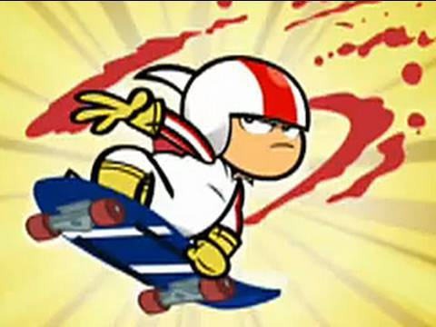 Cartoons and stuff Kick buttoswki