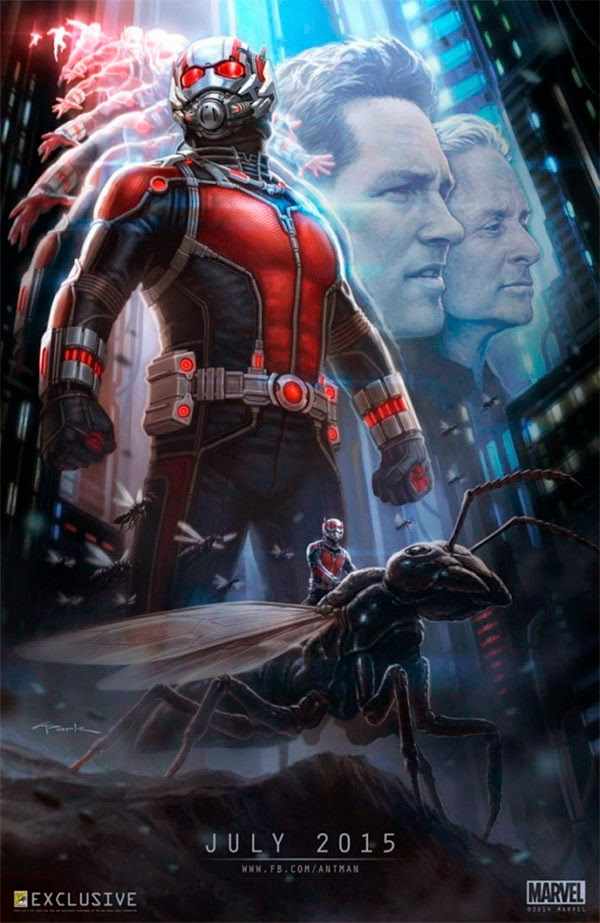 Poster conceptual Ant-Man
