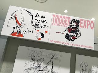 Kill la Kill Trigger Expo