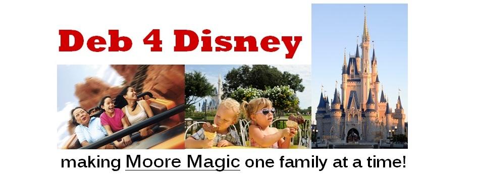 Deb 4 Disney